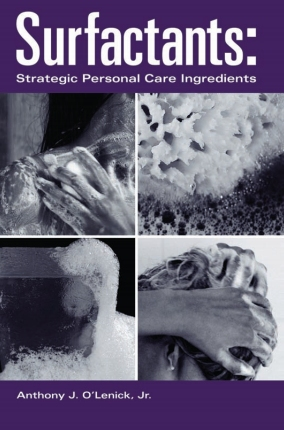 Surfactants book cover