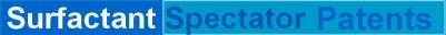 surfactant-spectator-patents