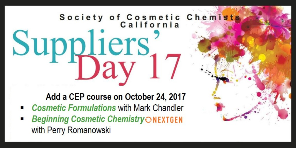 Cali scc suppliers day with cep course info